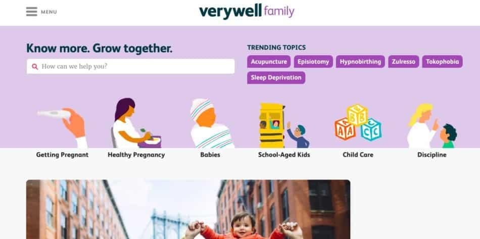 verywellfamily