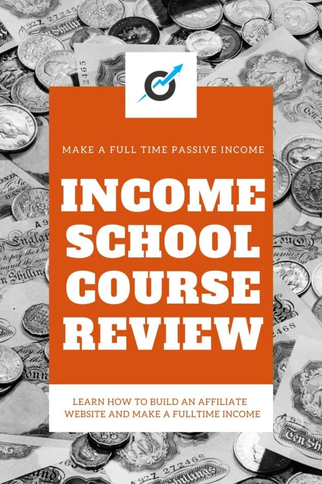 PINTEREST PIN FOR INCOME SCHOOL COURSE
