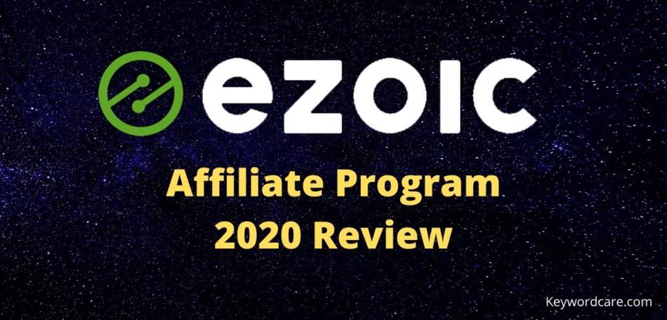 ezoic affiliate program