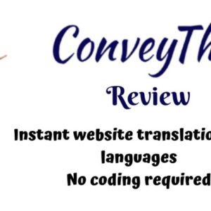 CONVEYTHIS