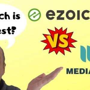 ezoic vs mediavine